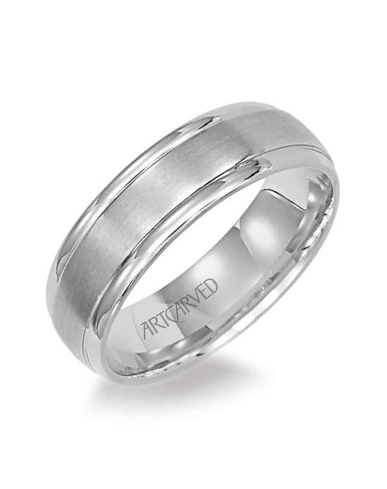 ArtCarved 11-WV7271PD Gold Wedding Ring