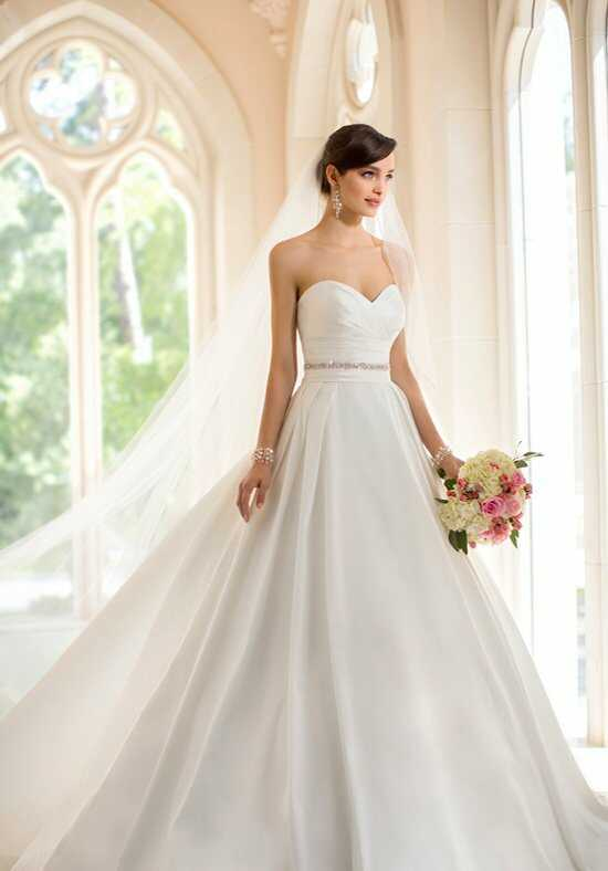 Best 25+ Satin wedding dresses ideas on Pinterest | New wedding ...