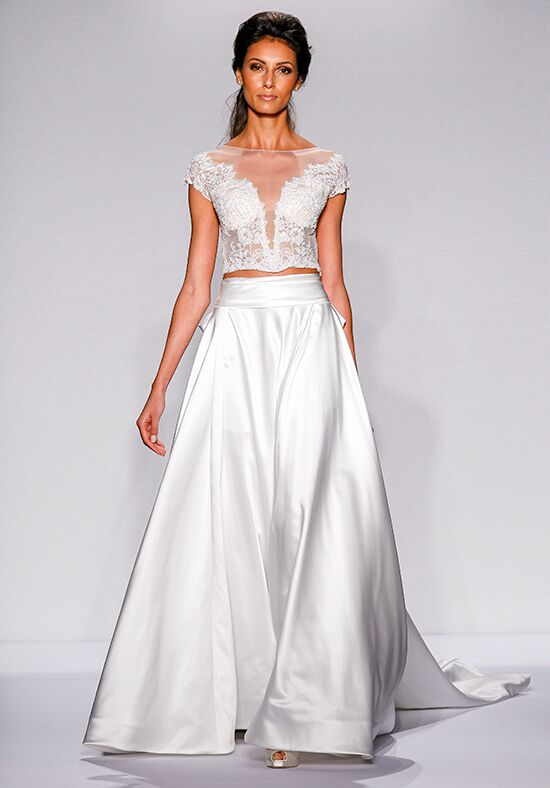 Pnina Tornai for Kleinfeld 4468 Ball Gown Wedding Dress