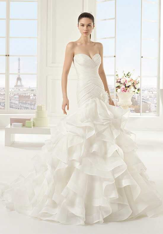 Two by Rosa Clará ESPARTA Mermaid Wedding Dress