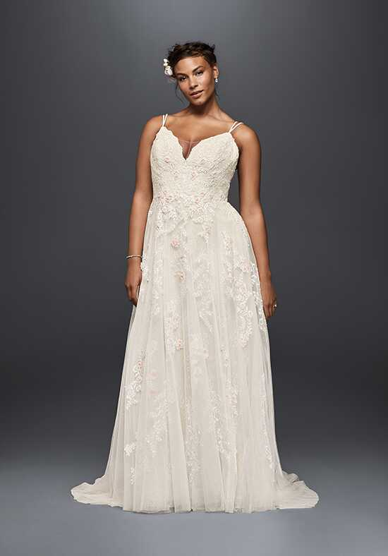 Melissa Sweet for David's Bridal Melissa Sweet Style 8MS251177 A-Line Wedding Dress