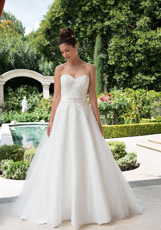 Angel & Tradition AT6648 Ball Gown Wedding Dress