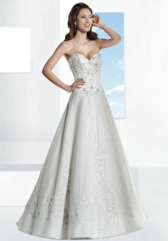 Demetrios 1456 A-Line Wedding Dress