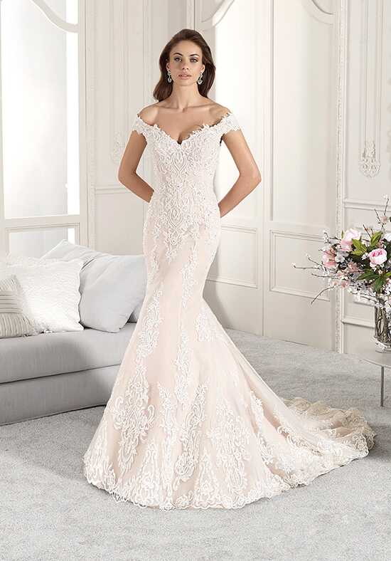 Demetrios 834 Mermaid Wedding Dress
