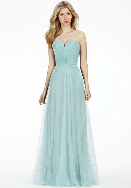 Alvina Valenta Bridesmaids 9487 V-Neck Bridesmaid Dress