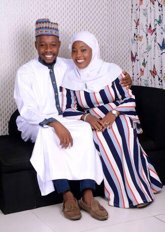 Abdulhakeem Eniola and Toyyibah Olamide's Wedding Website