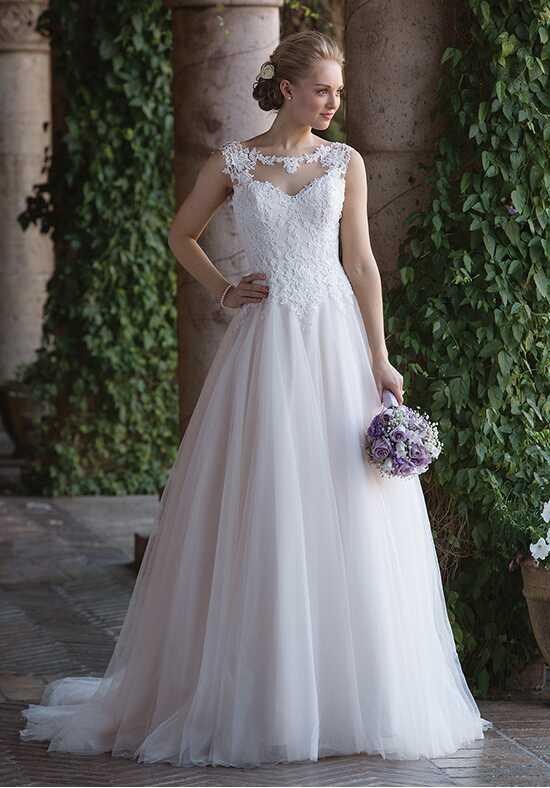 Sincerity Bridal 4021 Ball Gown Wedding Dress