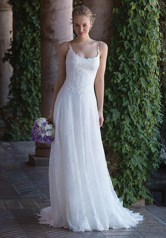 Sincerity Bridal 4004 A-Line Wedding Dress