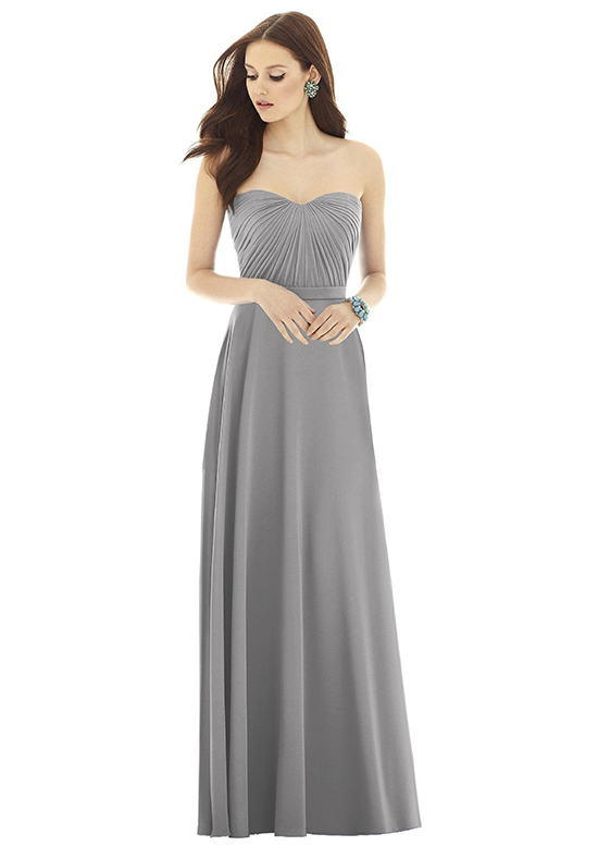 Alfred Sung D727 Sweetheart Bridesmaid Dress