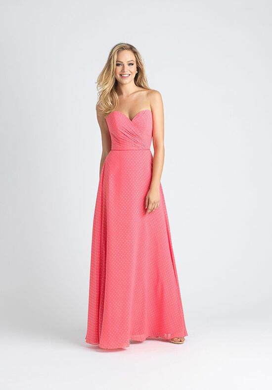 Allure Bridesmaids 1540 Sweetheart Bridesmaid Dress
