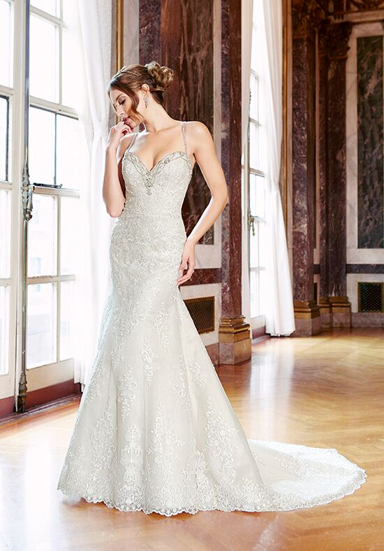 Moonlight Couture H1292 Mermaid Wedding Dress