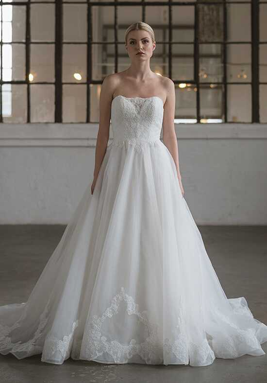 Lis Simon Inez Ball Gown Wedding Dress
