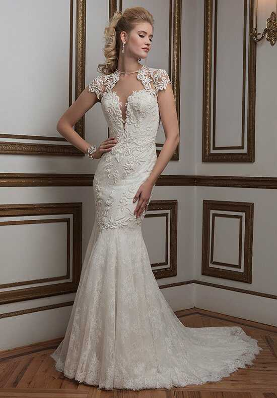 Justin Alexander 8796 Mermaid Wedding Dress