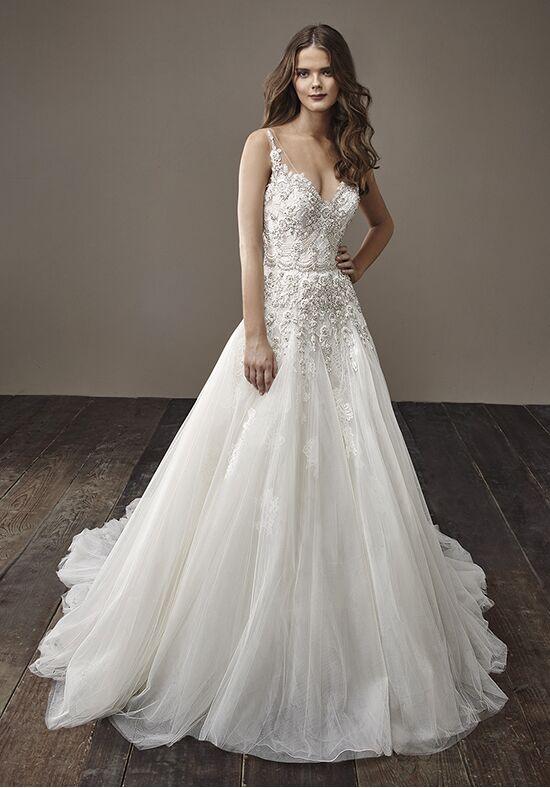 Sharp Sweetheart Wedding Dress