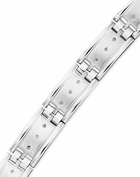 Macy s Fine Jewelry Men s Diamond Bracelet Stainless Steel