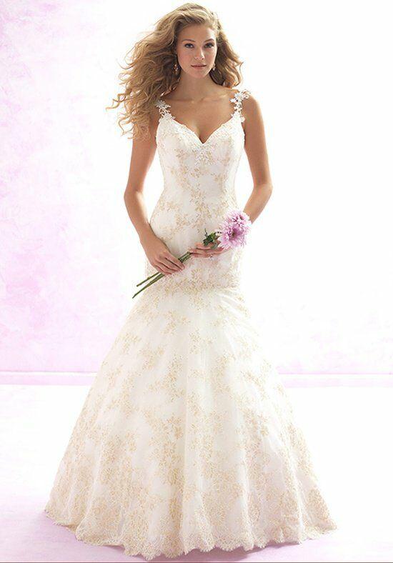Madison James MJ105 Mermaid Wedding Dress