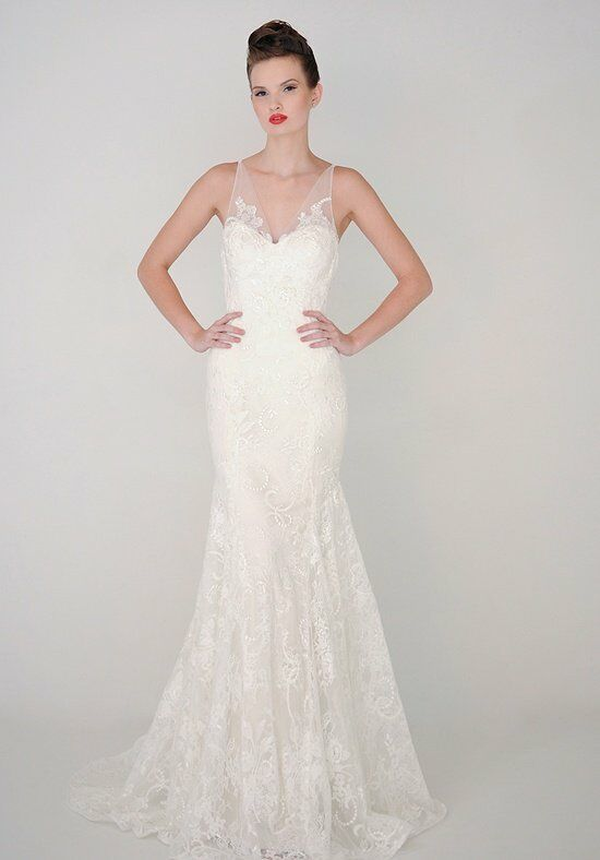 "Eugenia ""Aria"" Style # 3926 Mermaid Wedding Dress"