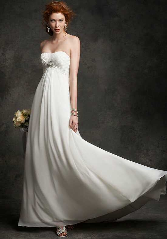 Ella Rosa: Gallery GA2252 Sheath Wedding Dress