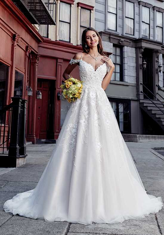 KITTYCHEN Couture LORENA, K1896 Ball Gown Wedding Dress