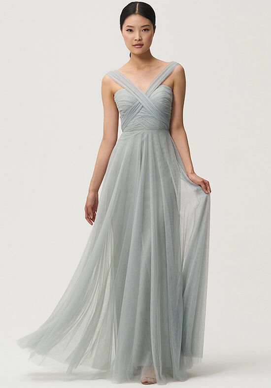Jenny Yoo Collection (Maids) Julia Sweetheart Bridesmaid Dress