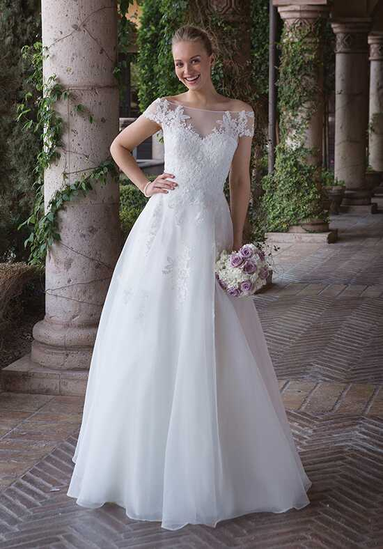 Sincerity Bridal 4012 Ball Gown Wedding Dress