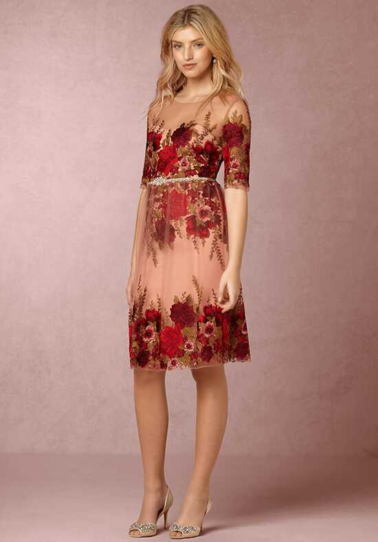 BHLDN (Mother of the Bride) Ivy Red Mother Of The Bride Dress