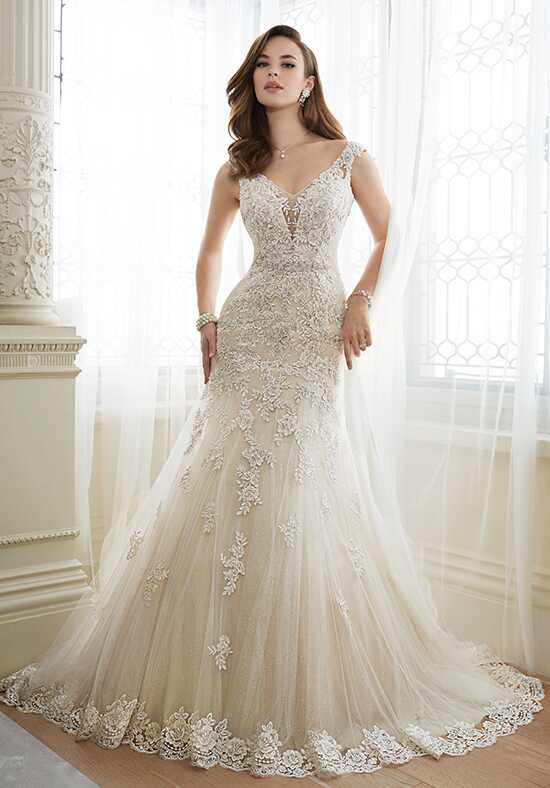 Sophia Tolli Y11643 - Daria Wedding Dress photo