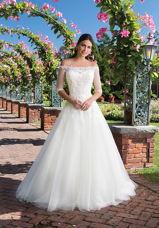 Sincerity Bridal 3928 Ball Gown Wedding Dress