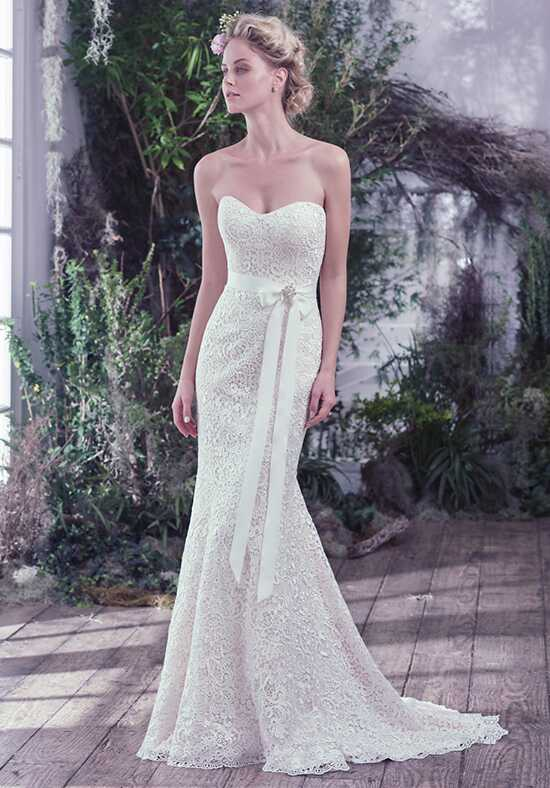 Maggie Sottero Lottie Sheath Wedding Dress