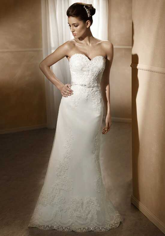 Mia Solano M1236Z A-Line Wedding Dress