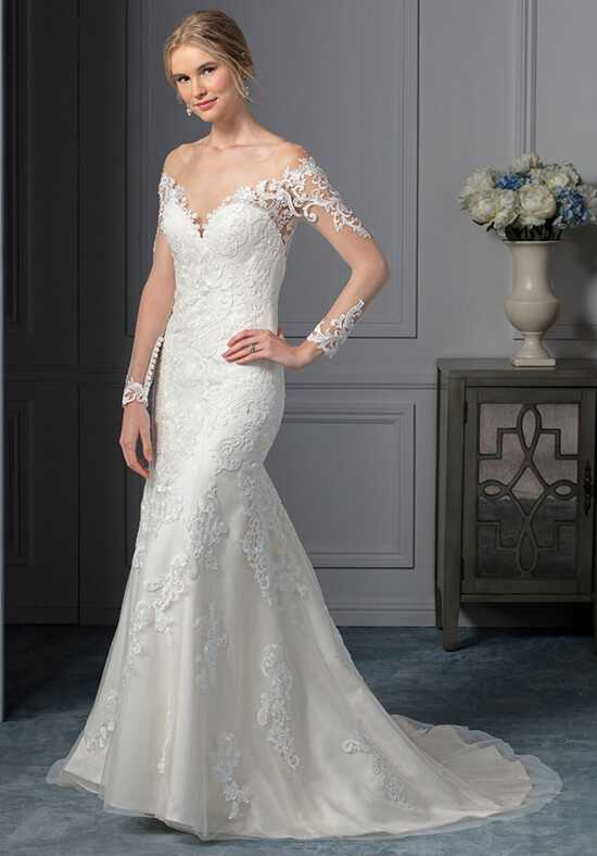 Beloved by Casablanca Bridal BL239 Carolina Mermaid Wedding Dress