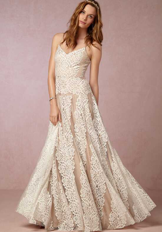 BHLDN Larkin Gown Wedding Dress photo