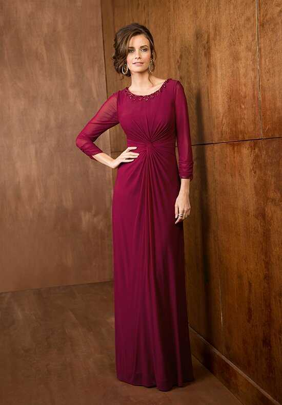 Jade J165069 Red Mother Of The Bride Dress