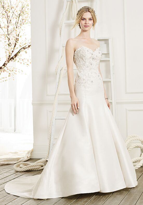 Beloved by Casablanca Bridal BL211 Reflection Mermaid Wedding Dress