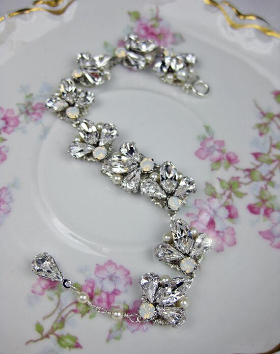 Everything Angelic Julia Bracelet - b193 Wedding Bracelet photo