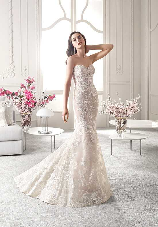 Demetrios 826 Mermaid Wedding Dress