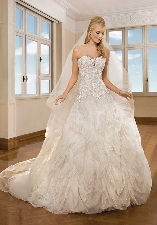 Cosmobella 7891 A-Line Wedding Dress