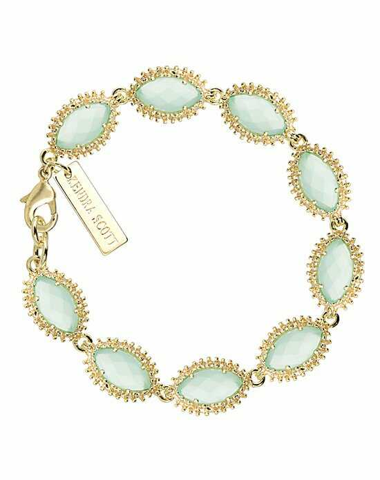 Kendra Scott Jana Bracelet in Chalcedony Wedding Bracelet photo