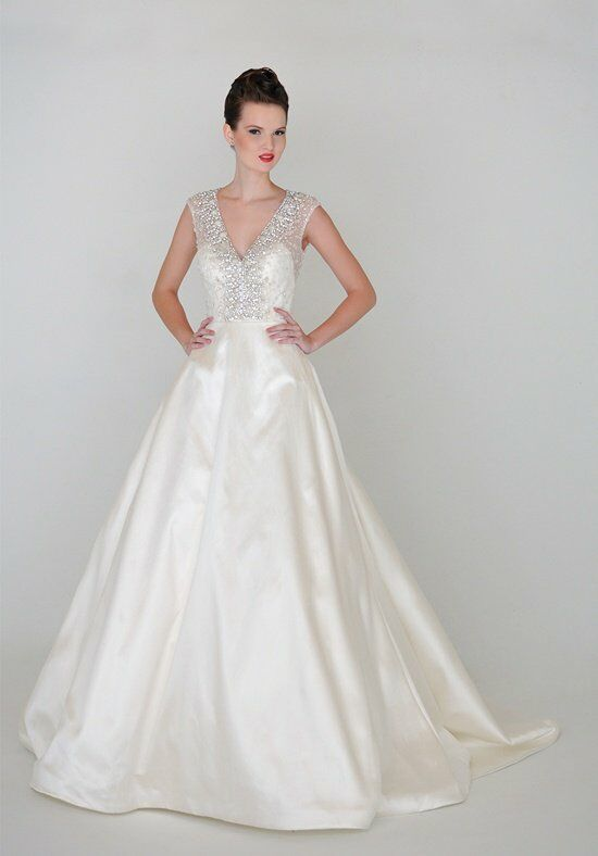"Eugenia ""Alexandra"" Style # 3934 A-Line Wedding Dress"