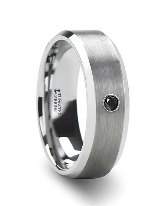 Mens Tungsten Wedding Bands T5422-BPBD Tungsten Wedding Ring