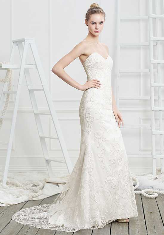 Beloved by Casablanca Bridal BL212 Radiance Sheath Wedding Dress