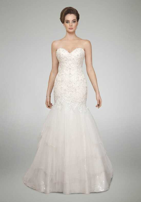 Matty by Matthew Christopher Molly Mermaid Wedding Dress