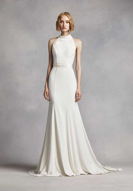 White by Vera Wang White by Vera Wang Style VW351263 Sheath Wedding Dress