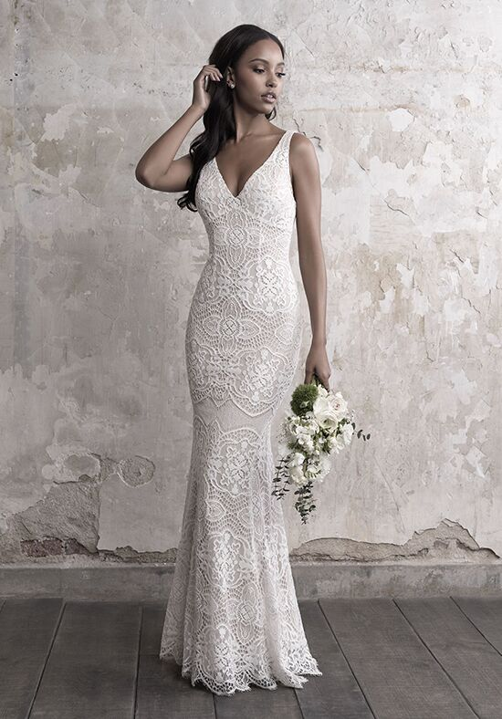 Madison James MJ461 Sheath Wedding Dress