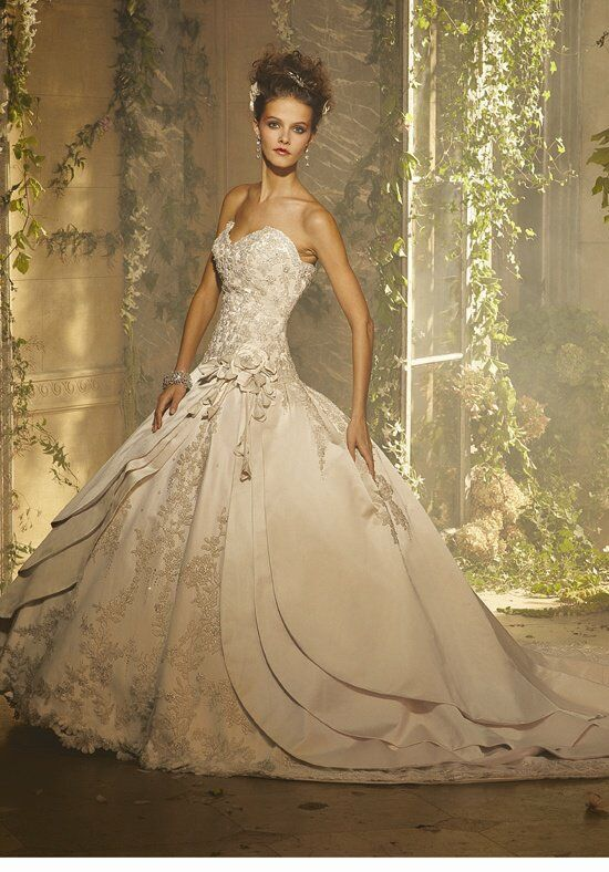 AMALIA CARRARA BY EVE OF MILADY 278 Wedding Dress - The Knot