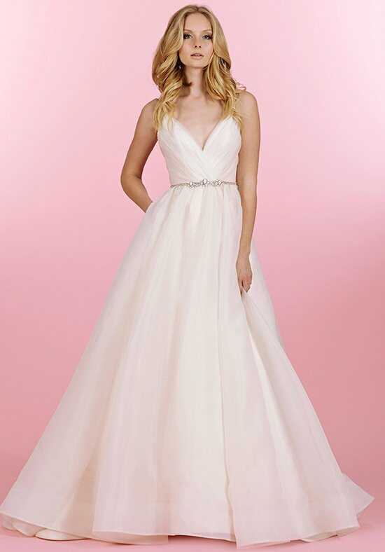 Blush by Hayley Paige 1453/Opal Ball Gown Wedding Dress