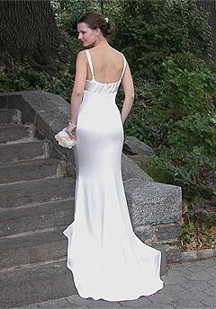 Janet Nelson Kumar D289 Lake Mermaid Wedding Dress