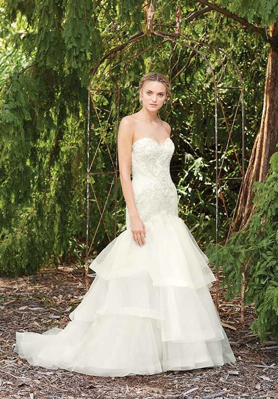 Casablanca Bridal Style 2273 Poppy Ball Gown Wedding Dress