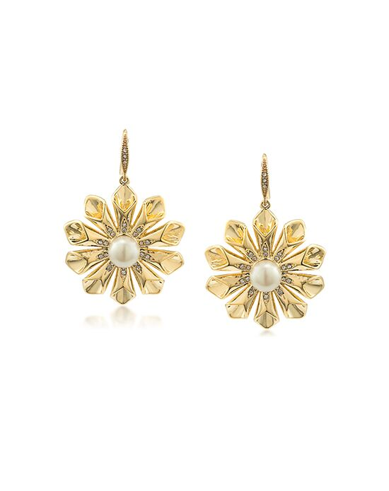 Carolee Jewelry CLP00699G100 Wedding Earring photo