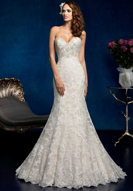 KITTYCHEN Couture AJA, H1306 Mermaid Wedding Dress